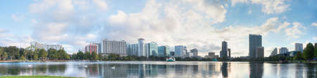 Panorama of Orlando Stock Photo