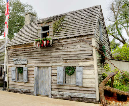 Oldest Schoolhouse in St. Augustine
