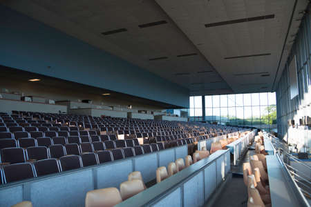 racetrack: Seating at Racetrack