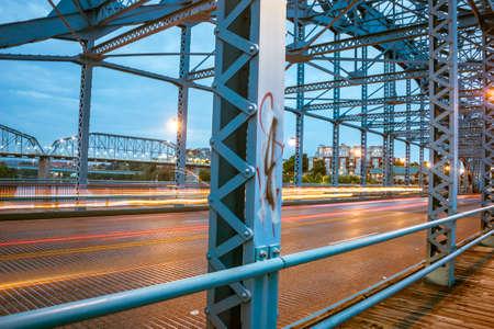 John Ross Bridge in Chattanooga