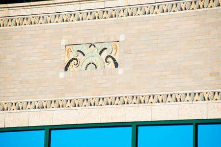 Architecture Detail in Memphis