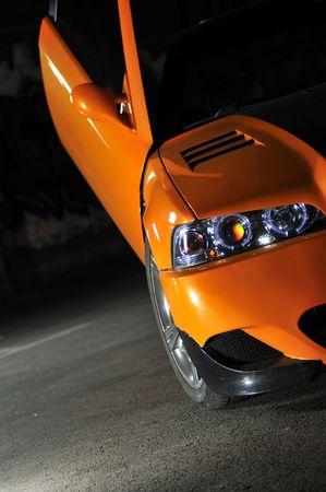 A car tuning dream Stock Photo - 5466031