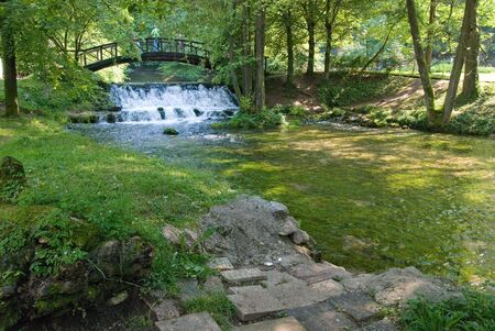 bosna: nature river