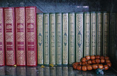 worshiping: koran