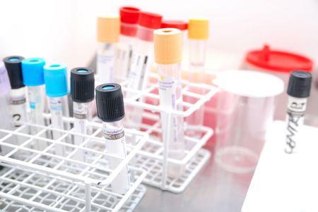 experimenter: test tubes