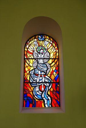 church indoor