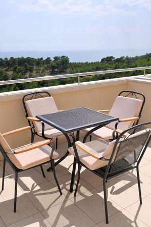 forniture: Mobiliario de Luxery en hotel del mar