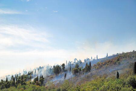 conflagration: Fire Conflagration