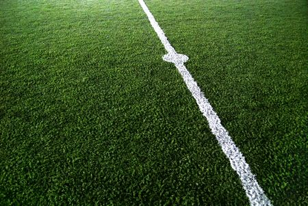 Football court photo