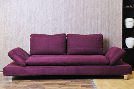 modern living room interior atstylish furniture and sofa Stock Photo - 6691331