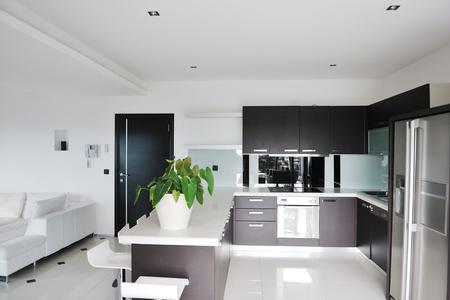 moderna casa soggiorno luminoso interno foto royalty free ... - Soggiorno Luminoso