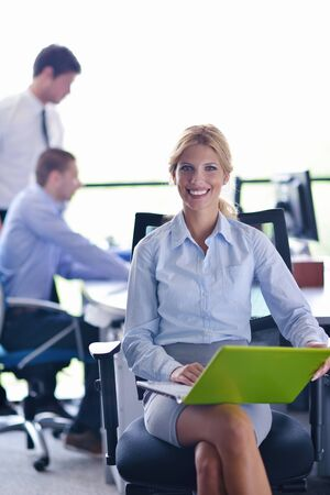 business people  team  group  on a meeting have success and make deal Stock Photo - 16523057