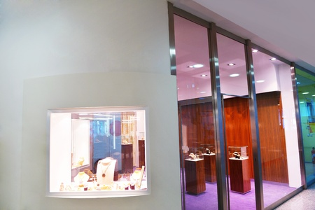 retail chain: jewelry store shop indoors - small business