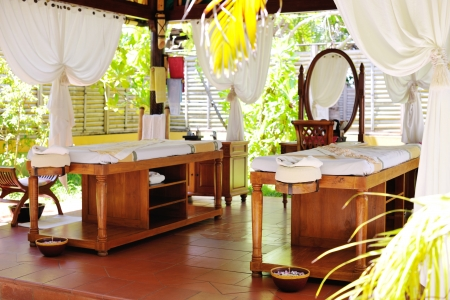 salon spa: spa beauty and massage center indoors outdoor