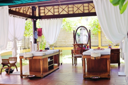 spa beauty and massage center indoors outdoor photo
