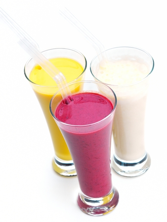 smoothies isolated shake drink fruit healthy fruits photo