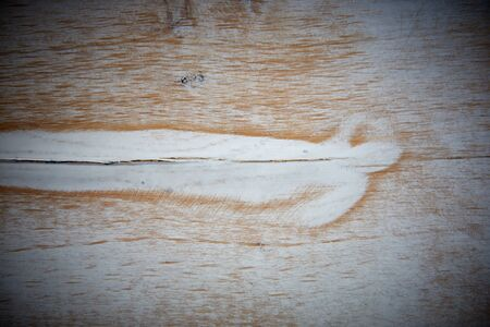 smooth wood: old, grunge retro vintage wood panels used as background