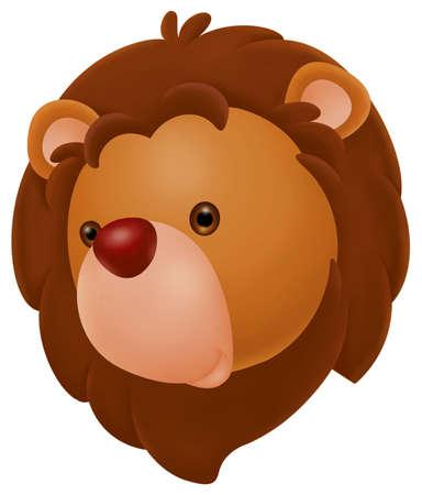 lion head Stock Photo - 2884114