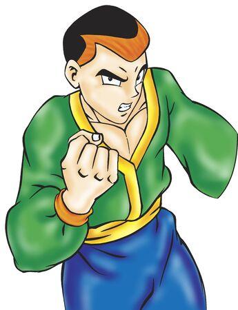 kungfu: kung-fu
