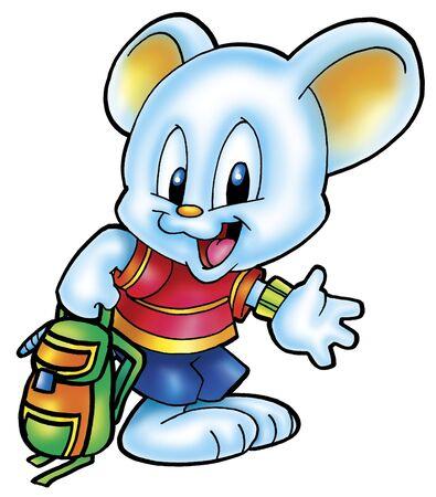 cute rat Stock Photo - 4878081