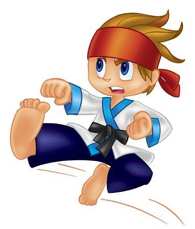 kungfu: kung-fu artist Stock Photo