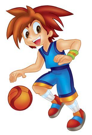 giocatore di basket