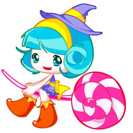 cute girl Stock Vector - 7909536