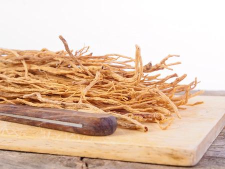 Chinesisch Kochen Ginseng Standard-Bild - 58313176