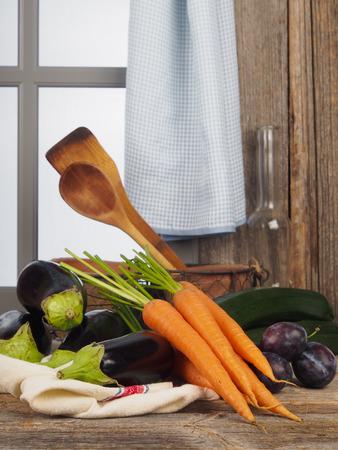 Frische Karotten Standard-Bild - 58316161