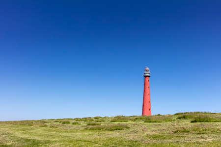 nautical structure: Lighthouse Lange Jaap Den Helder, Netherlands