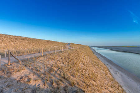 dikes: New Dike In The Netherlands