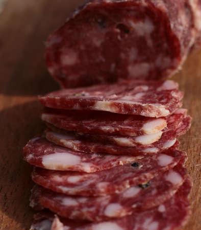 salame: original italian salame