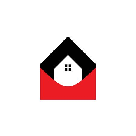 Home logo design inspiration vector icon template 版權商用圖片 - 126751546