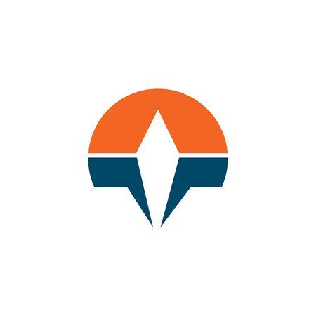 Arrow vector template