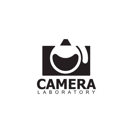 Camera  design inspiration vector template