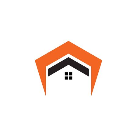 Home logo design inspiration vector template