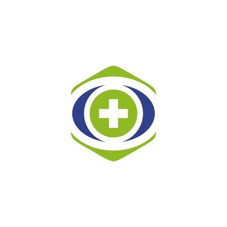 Medical logo design inspiration vector template