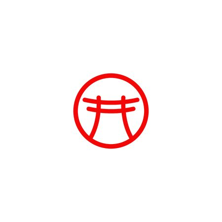 Dojo logo icon design inspiration vector template