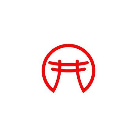 Dojo logo icon design inspiration vector template