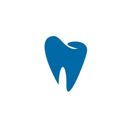 Dental care icon logo design inspiration vector illustration template