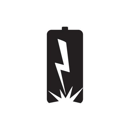 traffic light logo design vector template  イラスト・ベクター素材