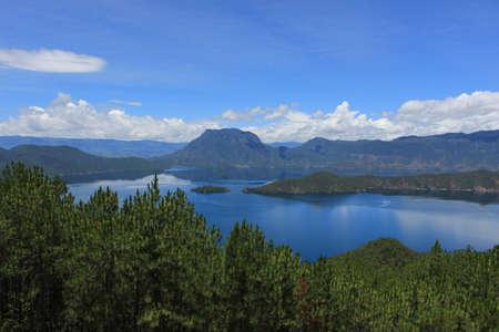 Yunnan  Lugu Lake