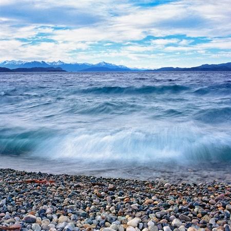 bariloche: Bariloche Lake, Argentina  Stock Photo