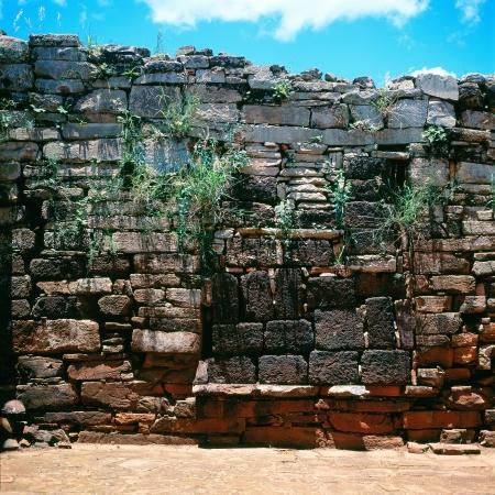 ignacio: Jesuit mission ruins, San Ignacio Mini, Argentina