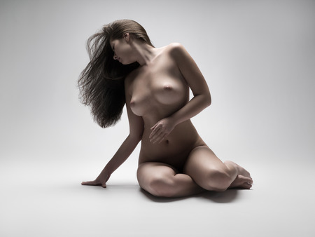 beautiful nude women: Perfect womans body