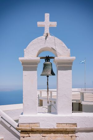 Faneromeni Monastery at Crete island