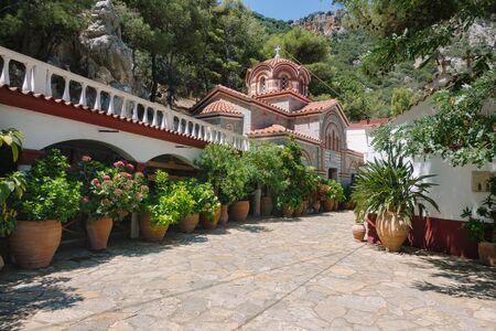 The monastery of St. George Selinari