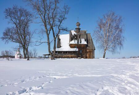 The Suzdal Kremlin. Church of St. Nicholas