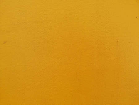 wall paint: Cement wall paint yellow textute background