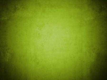 grunge: Green grunge wall background and wallpaper Stock Photo